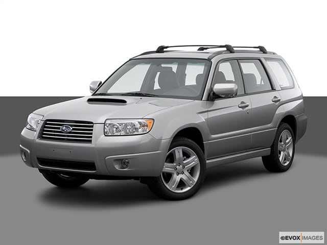 Photo Used 2007 Subaru Forester 2.5 XT Limited SUV For Sale Dartmouth, MA