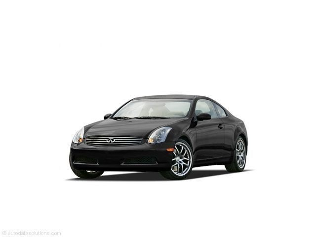 Photo Used 2005 INFINITI G35 Coupe For Sale Streamwood, IL