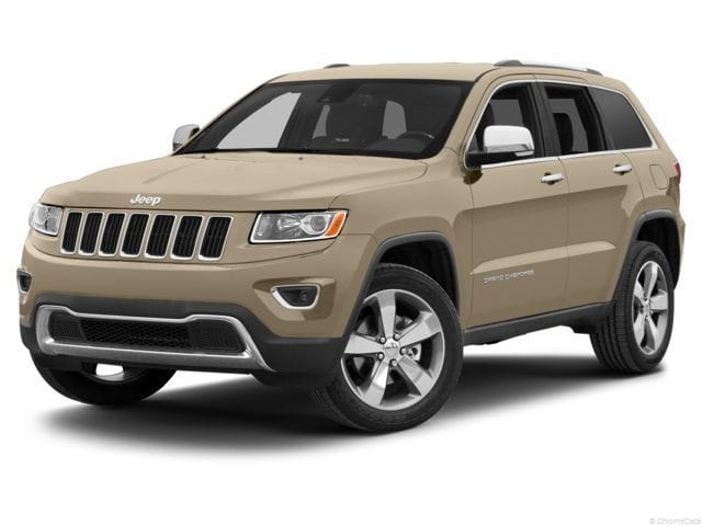 Photo Pre-Owned 2016 Jeep Grand Cherokee Limited 4x4 SUV For Sale Corte Madera, CA