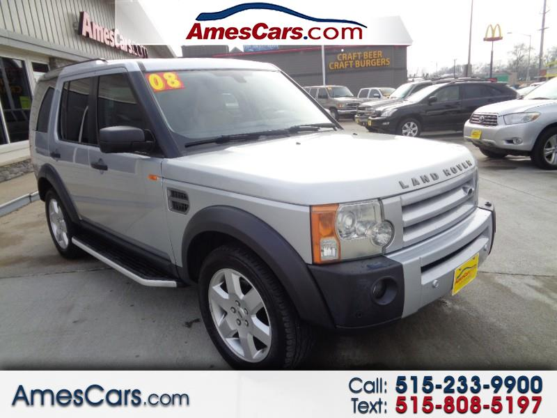 Photo 2008 Land Rover LR3 4WD 4dr HSE