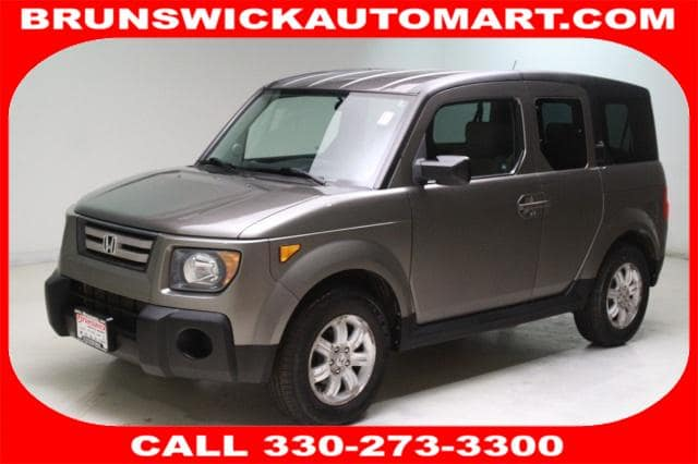 Photo Used 2007 Honda Element 4WD 4dr AT EX in Brunswick, OH, near Cleveland