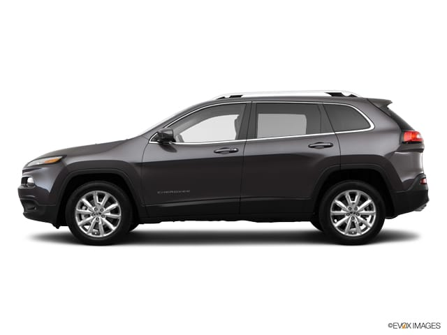 Photo Pre-Owned 2014 Jeep Cherokee Limited 4x4 SUV in Jacksonville FL