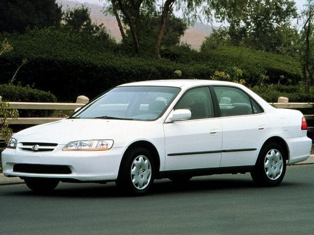 Photo Used 1999 Honda Accord For Sale  Moon Township PA