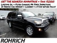 2015 Toyota Sequoia Limited SUV 4x4