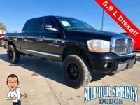 Used 2006 Ram 2500 Laramie Pickup