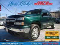 2006 Chevrolet Silverado 1500 1LT Crew Cab 4WD