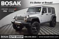 Pre-Owned 2011 Jeep Wrangler Unlimited Sport 4WD
