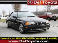 Used 2003 BMW 3 Series 330Ci For Sale in Thorndale, PA   Near West Chester, Malvern, Coatesville, & Downingtown, PA   VIN: WBABS53443JU97810