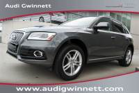 Certified Pre-Owned 2017 Audi Q5 2.0T Premium Plus SUV near Atlanta, GA