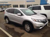 Used 2015 Honda CR-V EX AWD For Sale in Monroe, OH