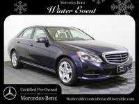 Certified Pre-Owned 2016 Mercedes-Benz E 350 Luxury