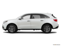 Used 2016 Acura MDX SH-AWD 4dr w/Tech/Entertainment