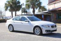 Certified Used 2015 BMW 5 Series 528i Sedan For Sale in Myrtle Beach, South Carolina