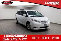 Certified Used 2017 Toyota Sienna LE FWD 8-Passenger in El Monte