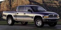 Pre Owned 2003 Dodge Dakota 2WD Quad Cab 5.3 Ft Box SLT VIN1D7HL48XX3S157424 Stock Number9062001
