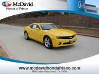 2012 Chevrolet Camaro 1LT Coupe