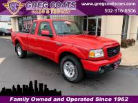 2009 Ford Ranger Sport SuperCab 4-Door 2WD