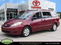 Used 2010 Toyota Sienna 5dr 7-Pass Van LE FWD
