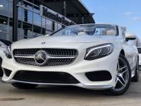 Certified Pre-Owned 2017 Mercedes-Benz S 550 Sport 2D Convertible Rear Wheel Drive