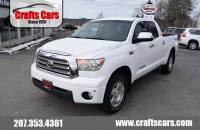 2009 Toyota Tundra SR5 - TRD - Leather - MORE! Truck Double Cab