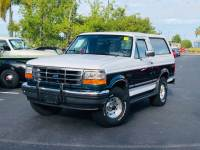 1995 Ford Bronco -4x4 XLT CLEAN SUV PS PB AC FROM FLORIDA-