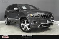 Pre-Owned 2015 Jeep Grand Cherokee RWD 4dr Overland