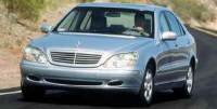 Pre-Owned 2000 Mercedes-Benz S-Class S500 Sedan