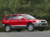 Used 2004 Hyundai Santa Fe for Sale in Tacoma, near Auburn WA