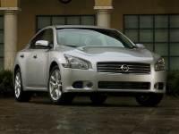 2011 Nissan Maxima 3.5 SV Sedan FWD