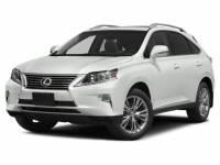 2014 LEXUS RX 350 350 Navigation, Sunroof & Power Liftgate SUV Front-wheel Drive 4-door