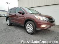 Certified 2015 Honda CR-V EX in Reading, PA