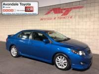 Pre-Owned 2010 Toyota Corolla Sedan Front-wheel Drive in Avondale, AZ