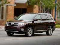Used 2012 Toyota Highlander Limited SUV FWD For Sale in Houston