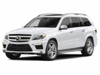 Pre-Owned 2014 Mercedes-Benz GL-Class GL 550 SUV For Sale in Frisco TX