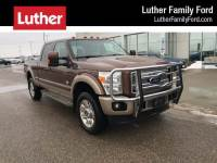 2012 Ford F-350 King Ranch Truck Crew Cab V-8 cyl
