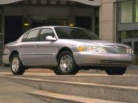 1999 Lincoln Continental Base Sedan