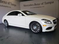 Pre-Owned 2016 Mercedes-Benz CLS CLS 400 Coupe in Jacksonville FL
