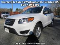 2012 Hyundai Santa Fe GLS 3.5 4WD