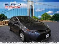 Certified Pre-Owned 2017 Toyota Corolla LE CVT LIFETIME WARRANTY Front Wheel Drive Sedan