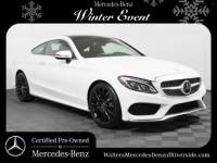 Certified Pre-Owned 2017 Mercedes-Benz C 300 Sport