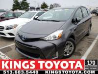 Certified Pre-Owned 2015 Toyota Prius v Five Station Wagon in Cincinnati, OH