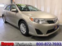 2014 Toyota Camry L Local Low Mileage Trade In! Sedan 4 cyls