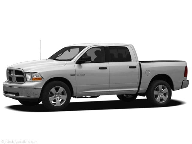 Photo Used 2011 Ram 1500 Truck Crew Cab V-8 cyl For Sale in Surprise Arizona