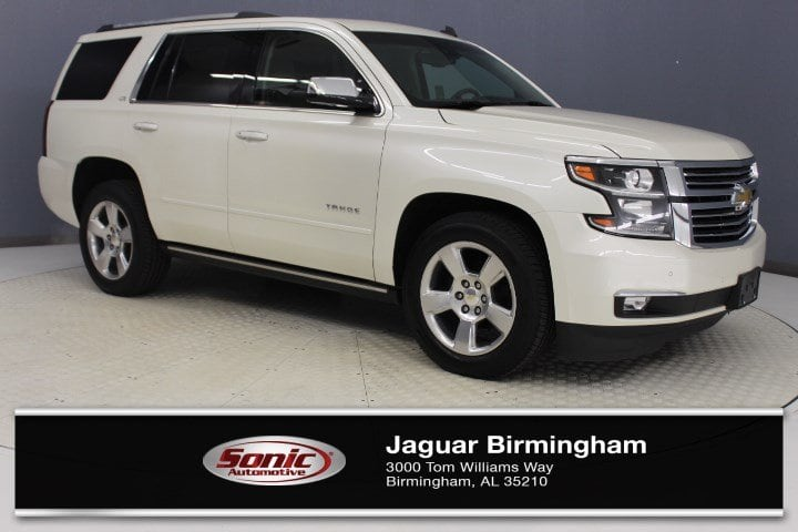 Photo Used 2015 Chevrolet Tahoe LTZ near Birmingham, AL