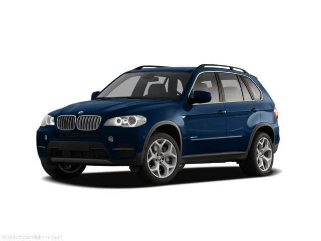Photo Used 2011 BMW X5 xDrive50i in Pittsfield MA
