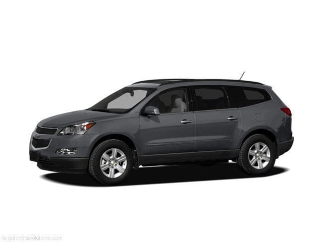 Photo Used 2011 Chevrolet Traverse 1LT in Berlin CT