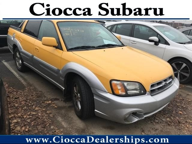 Photo Used 2003 Subaru Baja 4dr Auto For Sale in Allentown, PA