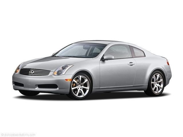 Photo Used 2004 INFINITI G35 Coupe wLeather For Sale Streamwood, IL