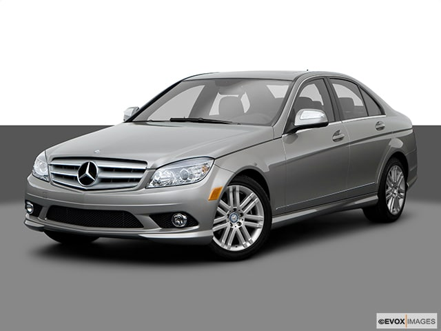 Photo Used 2009 Mercedes-Benz C-Class For Sale  Peoria AZ  Call 602-910-4763 on Stock 90402A