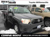 2012 Toyota Tacoma Truck Regular Cab For Sale - Serving Amherst
